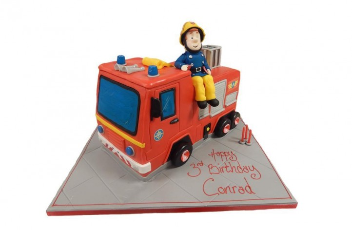Fireman Sam & Engine