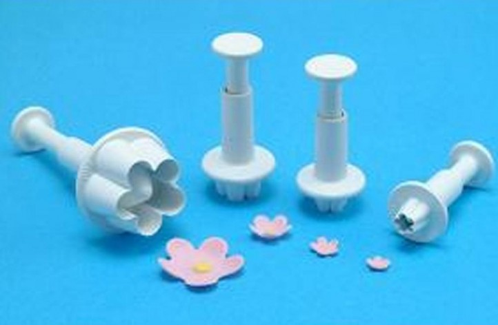 Flower Plunger Cutter (Set of 4)