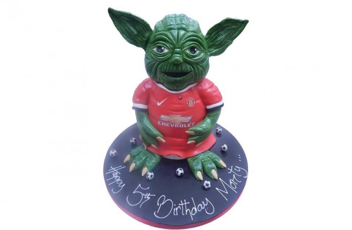 Football Yoda