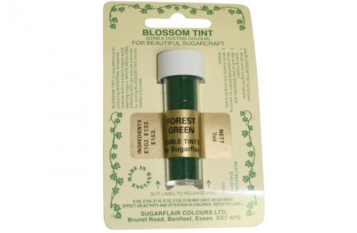 Forest Green Powder Colouring 7ml