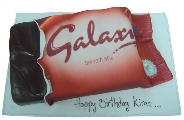 Galaxy Chocolate Bar