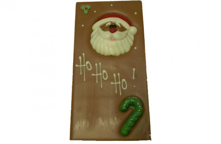 Ho Ho Ho Chocolate Bar