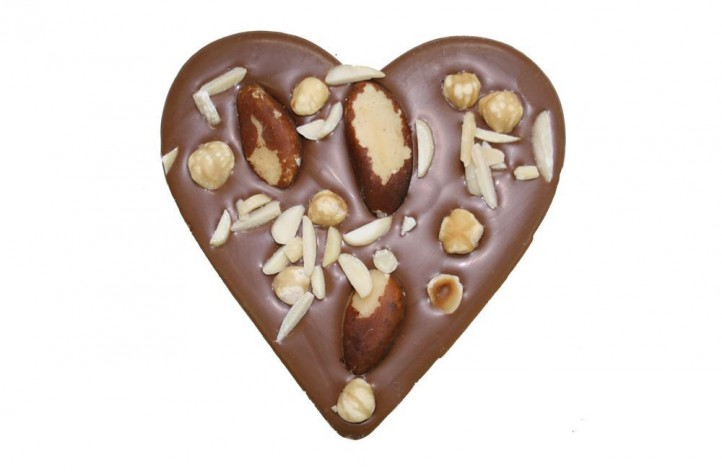 I am nuts about you!