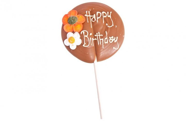 Large Chocolate Lolly - Women's