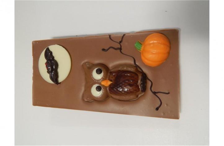 Large Halloween Chocolate Bar (1)