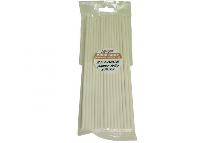 Lolly Sticks Large - pack of 25