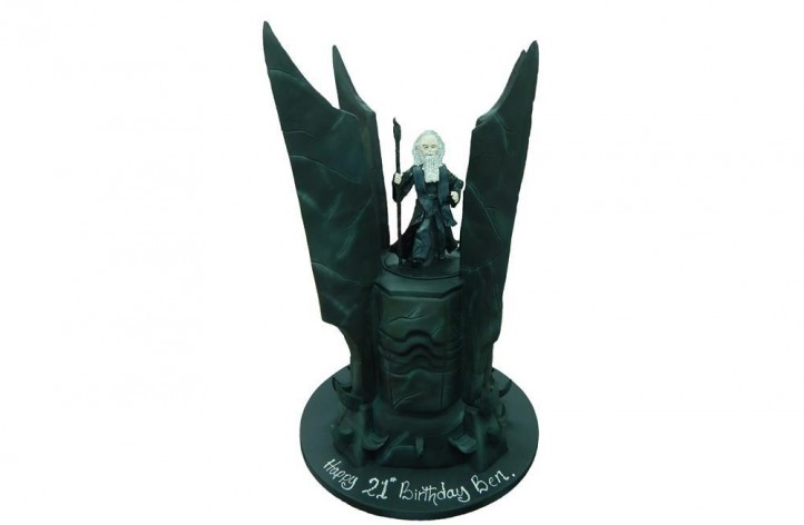 Lord of the Rings Tower