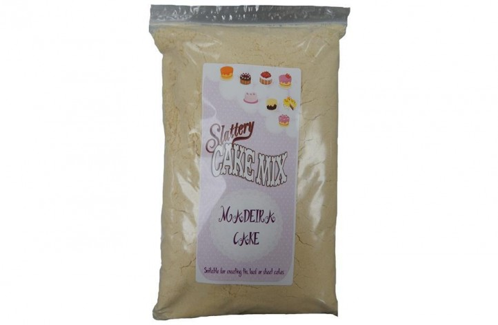 Cake Mix - Madeira Cake - 2.5kg