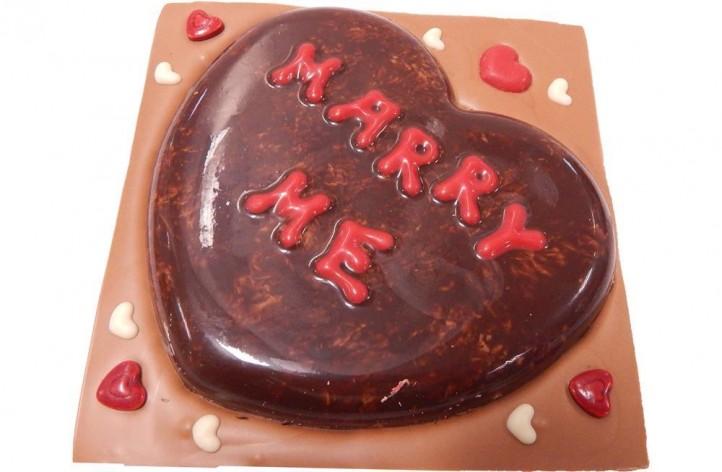 Marry Me chocolate bar