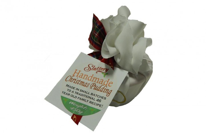 Medium Christmas Pudding (450g)