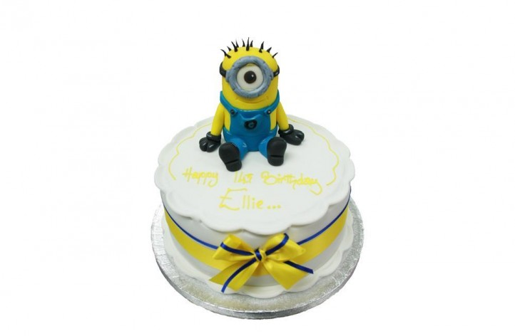 Minion Sugar Figure