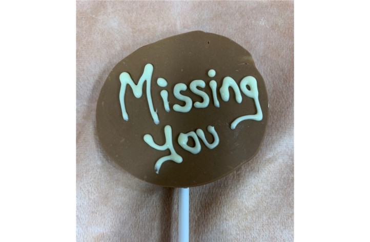 ADD ON ITEM - Missing You Lolly