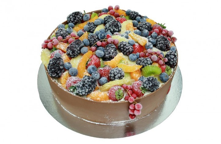 Mixed Fruit Delight