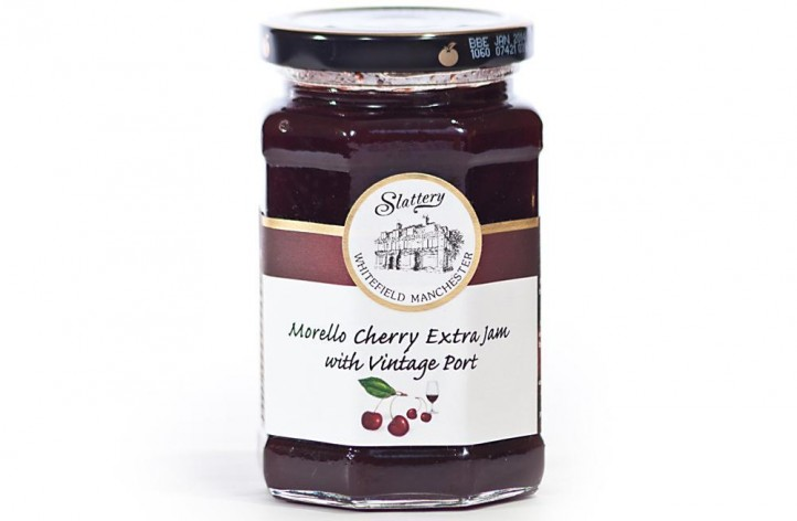 Morello Cherry Extra Jam with Vintage Port