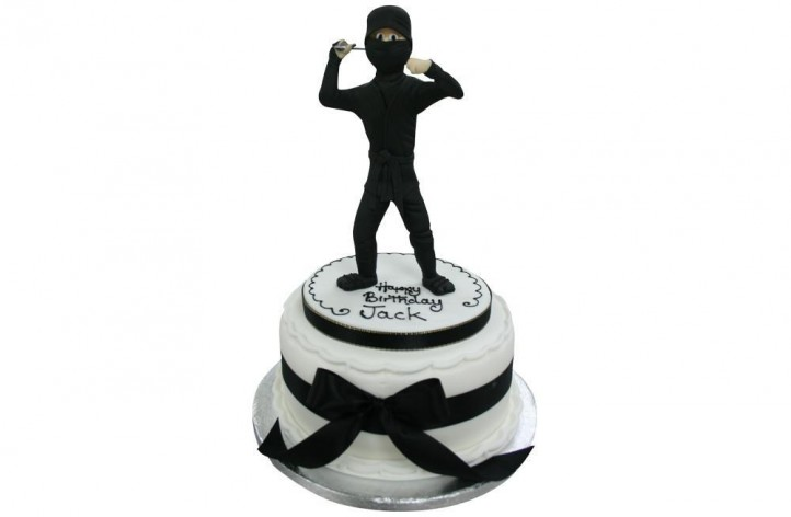 Ninja Figure