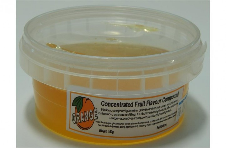 Orange Compound Flavouring 150g