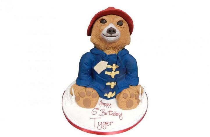 Paddington Bear Full Figure
