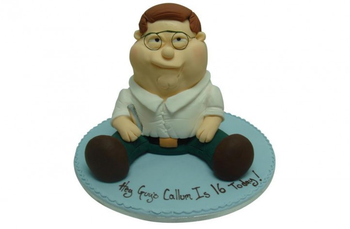 Peter Griffin Full Figure