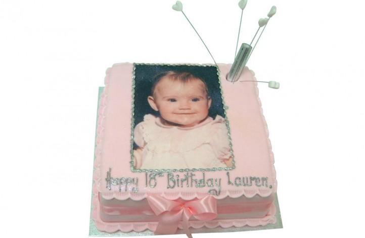 Photo & Picture Cake ***