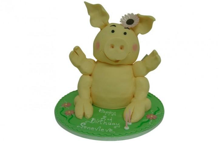 Pig Full Figure