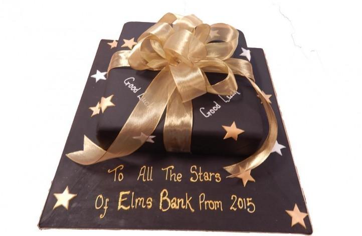 Present Style Cake