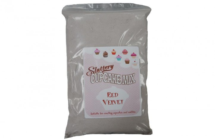 Cake Mix - Red Velvet Cupcake - 1kg