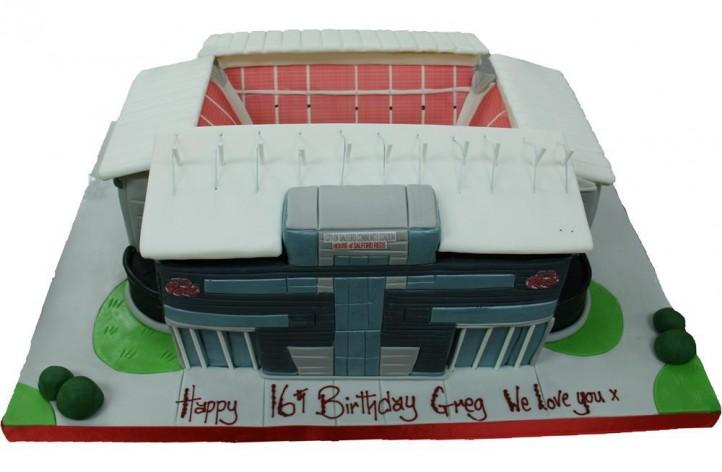 Salford City Reds Stadium