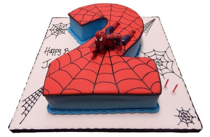 Single Figure Spiderman