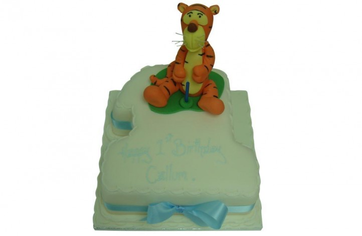 Single Figure with Tigger
