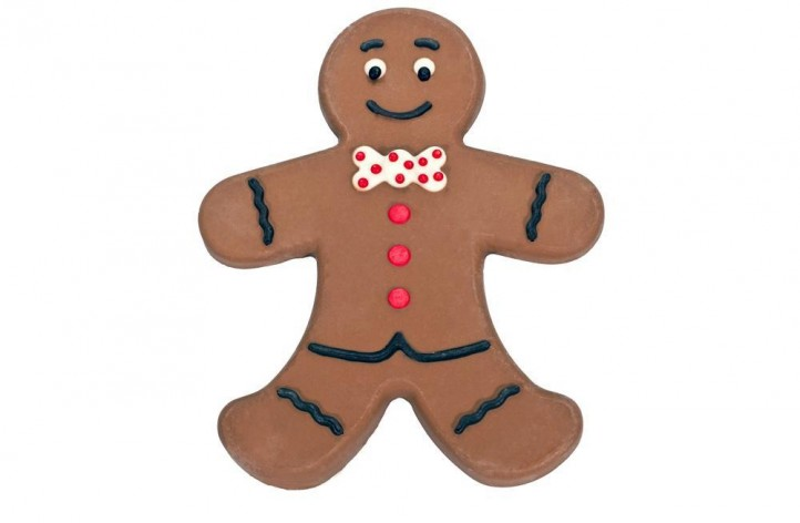 Slattery Gingerbread Man