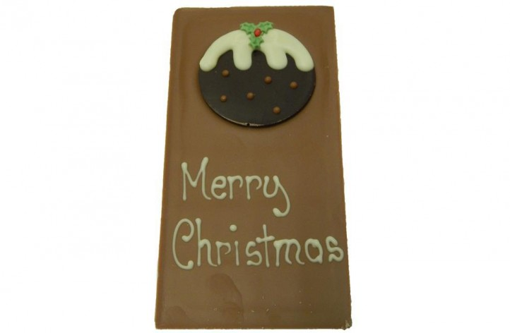 Small Christmas Pudding Bar