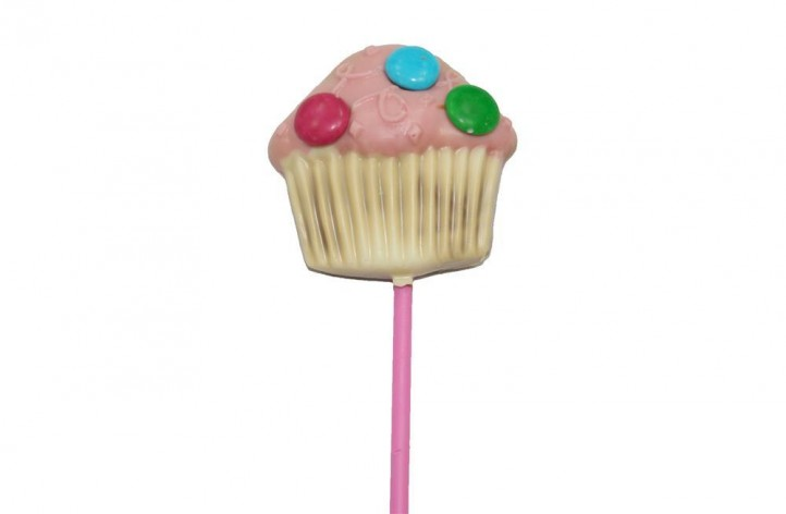 Small Cupcake Lolly