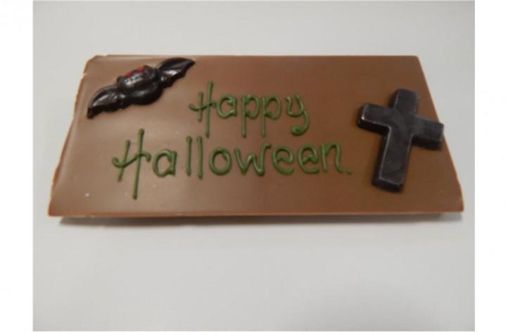 Small Halloween Chocolate Bar