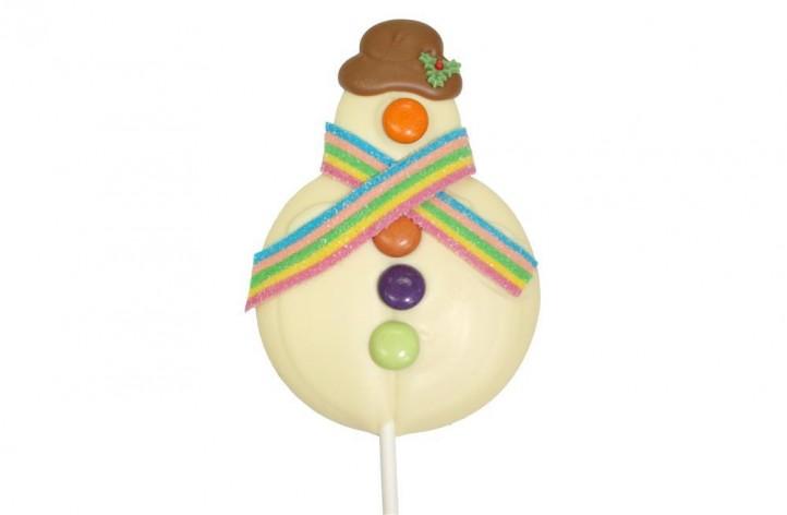 Snowman Lolly