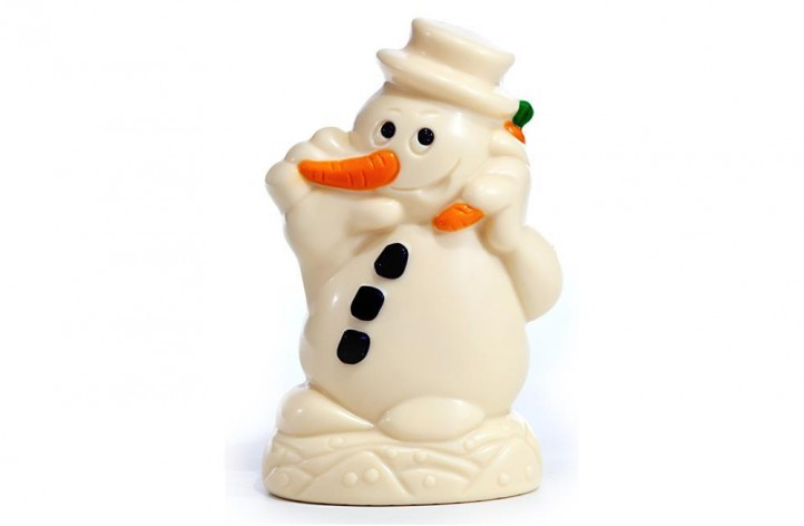 Snowman with Carrot