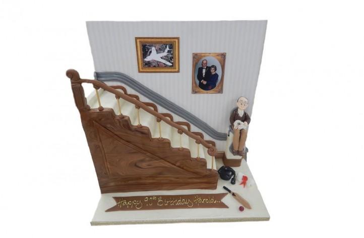 Stairlift Cake