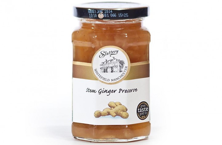 Stem Ginger Preserve