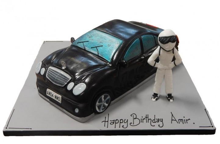 Stig & Car Cake
