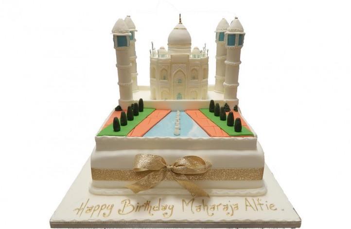 Taj Mahal Sugar Figure