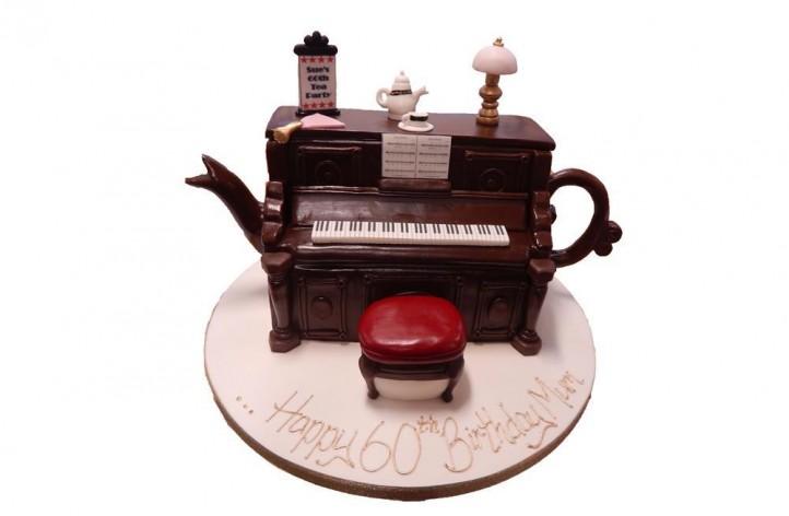 Tea Pot Piano