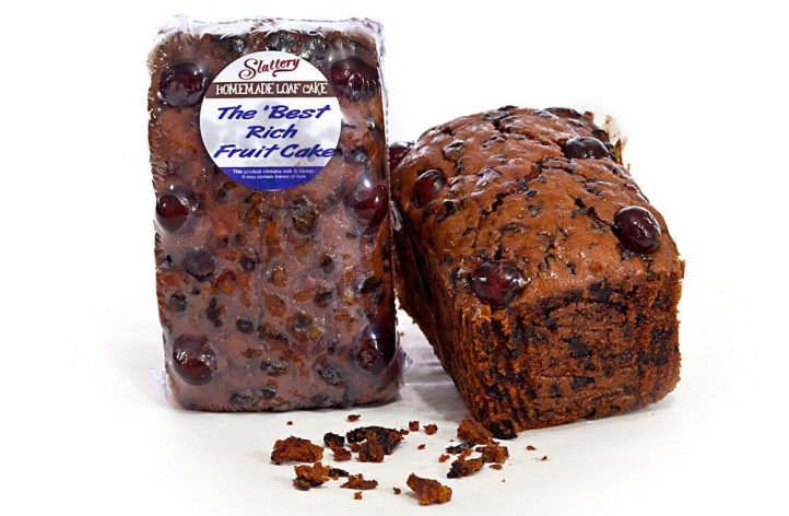 The Best Rich Fruit Cake