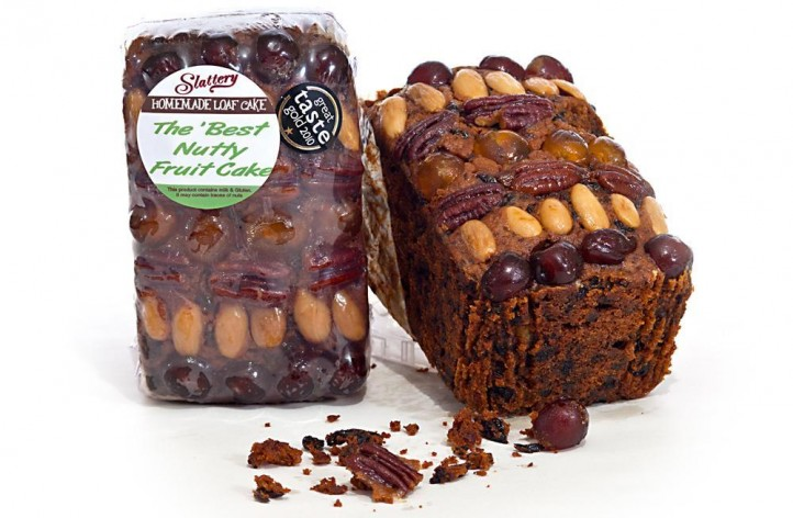 The Best Nutty Fruit Cake