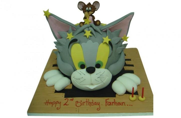 Tom & Jerry Full Figure
