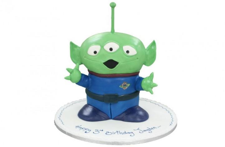 Toy Story- Alien