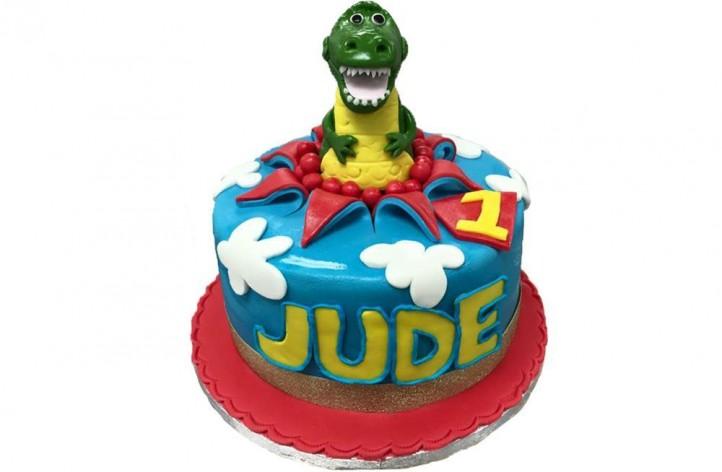 Toy Story Dinosaur Cake