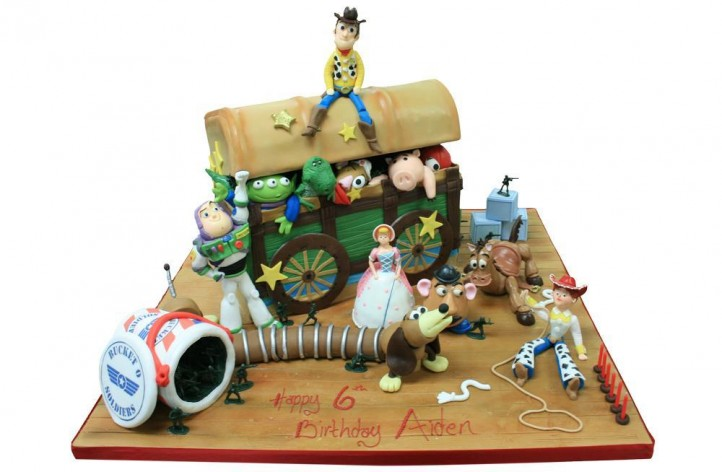 Toy Story Toybox