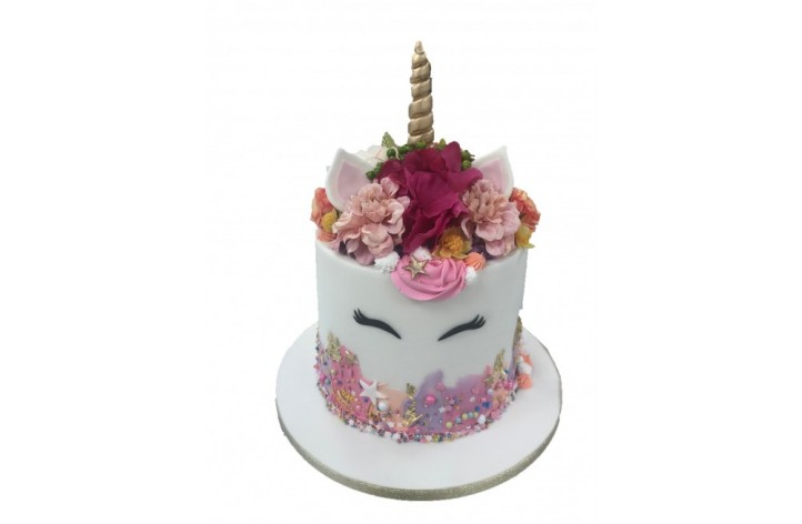 Unicorn Modern Silk Flowers