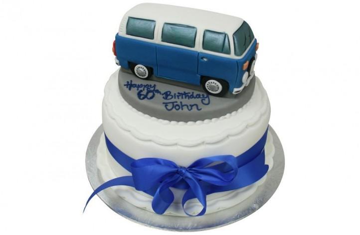 VW Campervan - Sugar