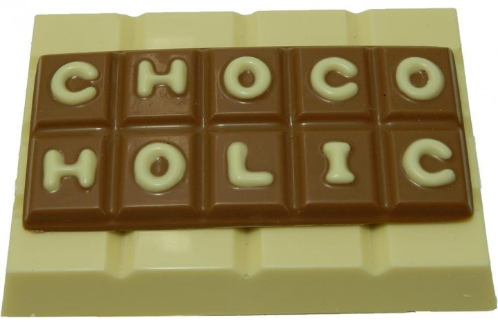 White & Milk Chocolate
