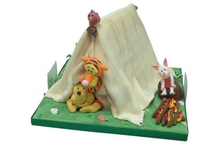 Winnie the Pooh Tent